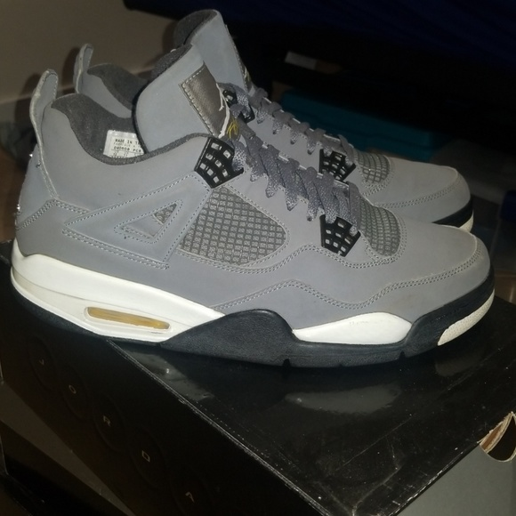 Jordan Shoes | Jordan 4s Cool Grey 204